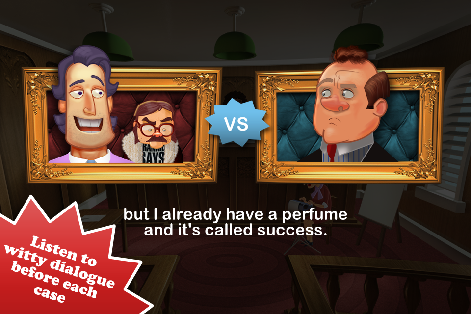 Screenshot Devil's Attorney Review