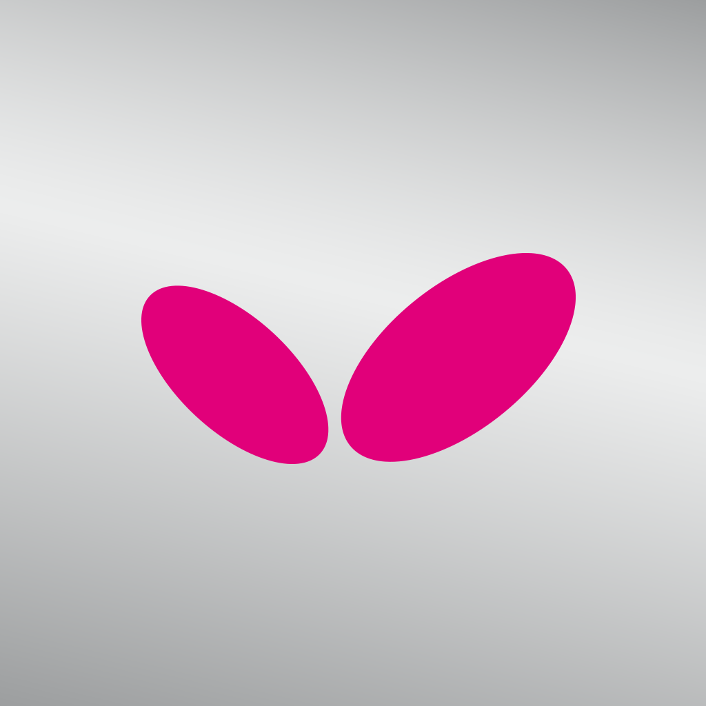 Table tennis butterfly logo