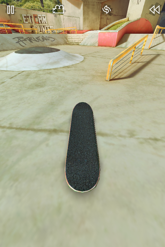 True Skate iPhone