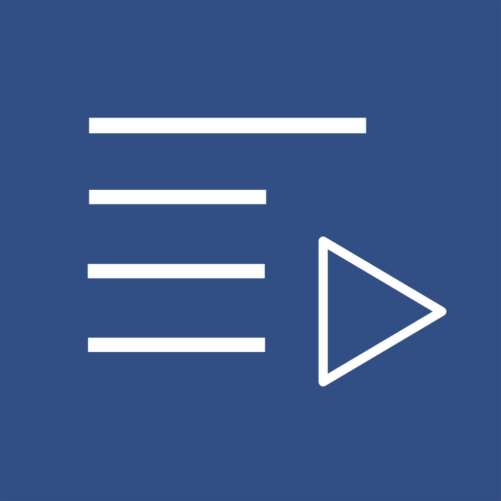 Joobik Player - iTunes Video Playlists on iPhone and iPad